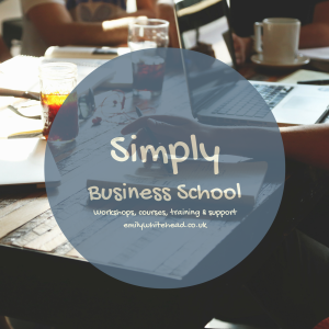 SimplyBusinessSChool poster