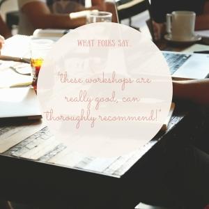 workshop testimonial 1